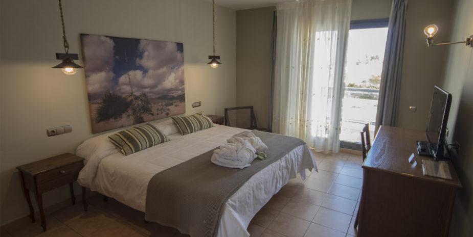 Habitacion Premium Hotel La Posada de Paco